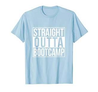 Straight Outta Bootcamp Shirt