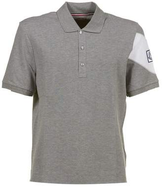 Moncler Gamme Bleu Casual Button Polo Shirt