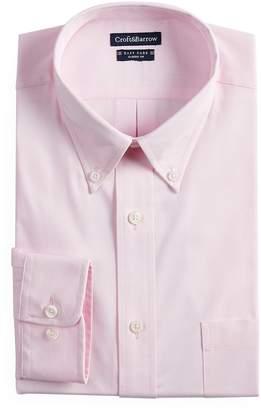 Croft & Barrow Men's Croft & Barrow?? Classic-Fit Easy Care Button-Down Collar Dress Shirt