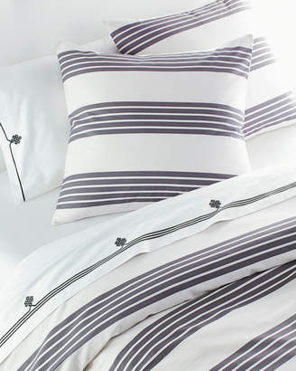 Serena & Lily Preppy Stripe Yarn Dye Duvet Collection