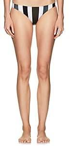 Mikoh Women's Zuma Bikini Bottom - Stripe