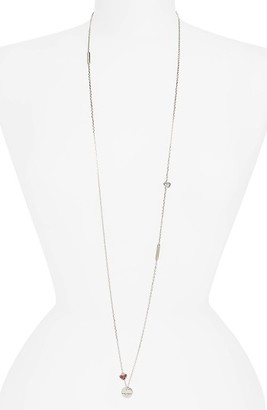 Women's Marc Jacobs Coin Layered Pendant Necklace $125 thestylecure.com