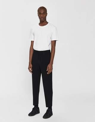 Issey Miyake Homme Plissé Basics Poly Trouser in Black