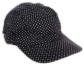 Rag & Bone Printed Baseball Hat