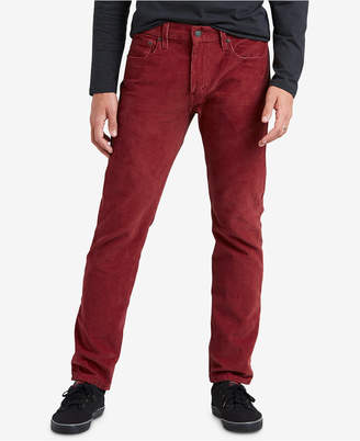 Levi's Men's 502 Regular Tapered Corduroy Pants
