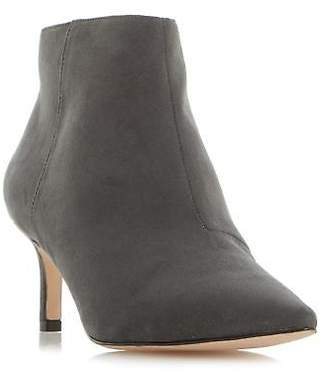 Roberto Vianni Ladies OBEY Pointed Toe Ankle Boot in Grey Size UK 5