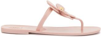 Tory Burch Flower jelly sandals