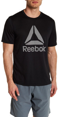 Reebok Workout Ready Supremium 2.0 Tee $25 thestylecure.com