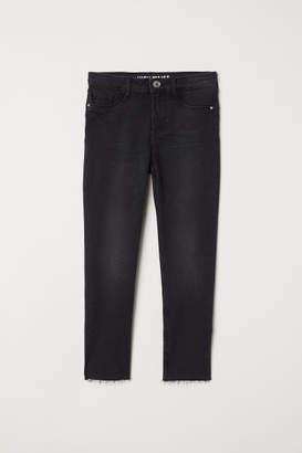 H&M Skinny Fit High Waist Jeans - Black