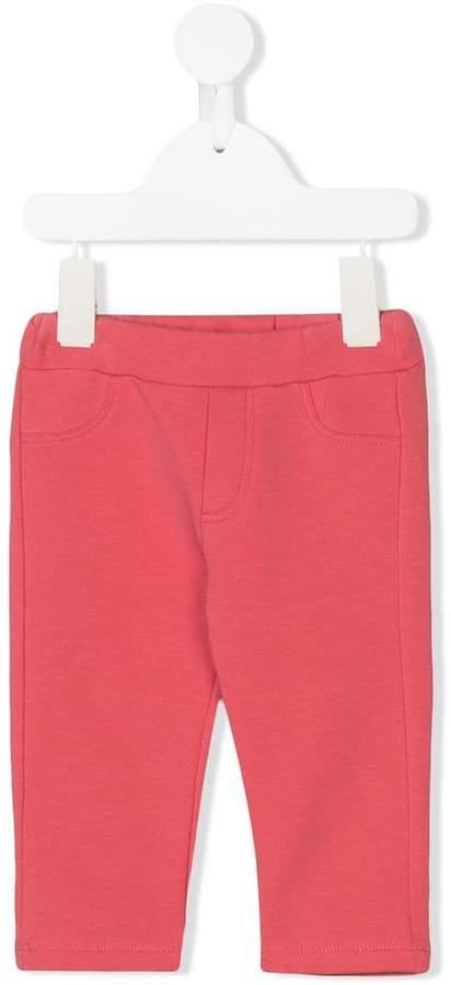 Emilio Pucci Junior elasticated waist leggings