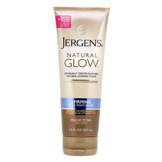 Jergens Natural Glow Firming Daily Moisturiser Medium to Tan 221 mL
