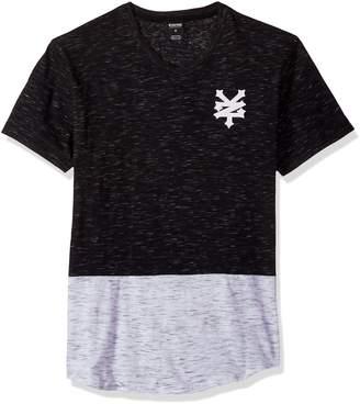 Zoo York Men's Brady Short Sleeve V-Neck
