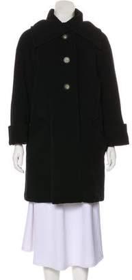 Christian Lacroix Wool-Blend Coat