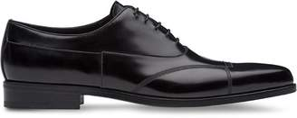 Prada Brushed Oxford shoes