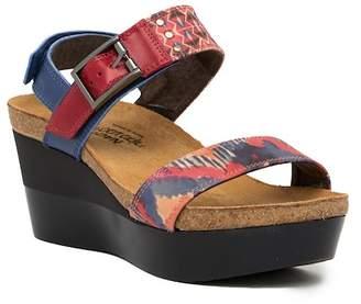 Naot Footwear Alpha Platform Wedge Sandal