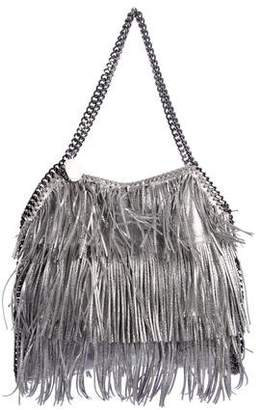 Stella McCartney Small Falabella Fringe Tote