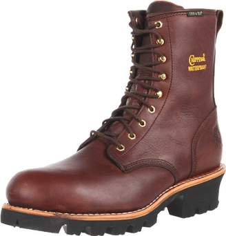 "Chippewa Men's 73060 8"" Waterproof Insulated Steel Toe Logger"