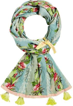 Scotch & Soda Tassel Scarf The Pool Side