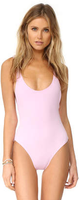 Karla Colletto Elle One Piece $207 thestylecure.com