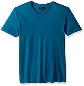 Velvet by Graham & Spencer Velvet Men's Samsen Short-Sleeve V-Neck Shirt