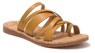 KORKS Clemons Loop Toe Strappy Sandal