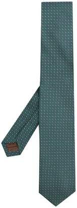 Church's printed classic tie