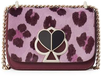 Kate Spade Nicola Calf Hair Shoulder Bag