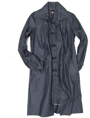 Feral Childe Trenchcoat Black