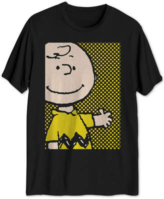 Hybrid Charlie Brown Men's Big & Tall Graphic T-Shirt