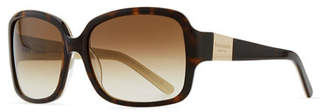 Kate Spade Lulu Square Sunglasses