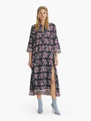 Natalie Martin Isobel Dress - Vintage Flower Violet
