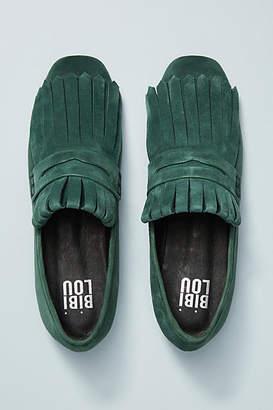 Bibi Lou Fringed Loafers