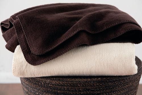 Organic Fireside Blanket
