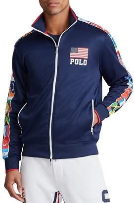 0f50c4808 Polo Ralph Lauren Performance Fleece Track Jacket
