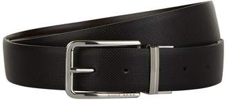 HUGO BOSS Leather Reversible Belt