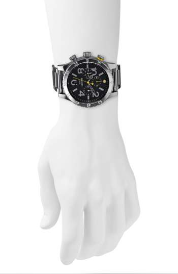 Nixon 'The 48-20' Chronograph Watch, 48Mm
