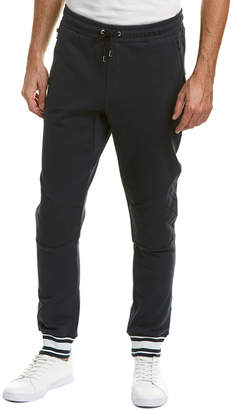 Armani Exchange Quilted Varsity Jogger