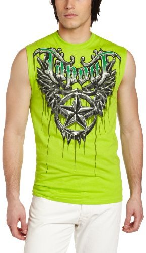 Tapout Men's Wings Tap Out Logo Muscle