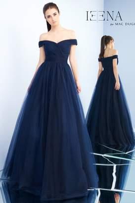 Mac Duggal Off-Shoulder Ball Gown