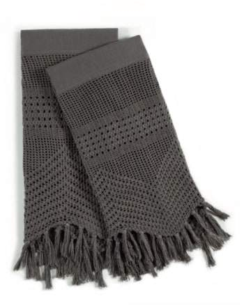 Vintage Crochet Standard Sham