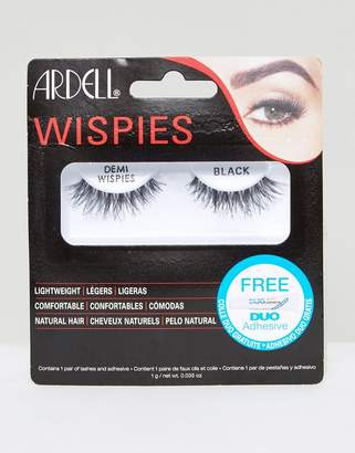 Ardell Lashes Demi Wispies Blk