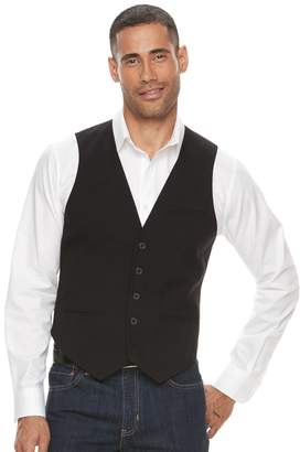 Apt. 9 Big & Tall Modern-Fit Woven Vest