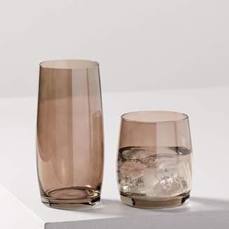 west elm Modern Colored Glassware (Set of 4)