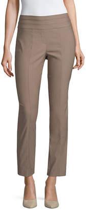 Liz Claiborne Slim Fit Woven Pull-On Pants