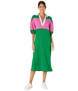 Kate Spade Stripe Polo Knit Dress
