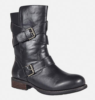 Avenue Marnie Buckle Engineer Boot
