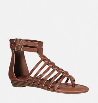 Avenue Erin Braided Gladiator Sandal