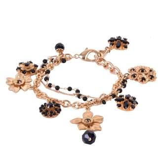 Dolce & Gabbana Gold Metal Bracelets