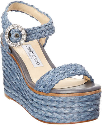 ea1886dfae0c Jimmy Choo Adjustable Buckle Women s Sandals - ShopStyle