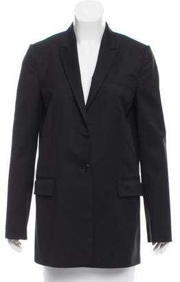 Givenchy Peak-Lapel Structured Blazer